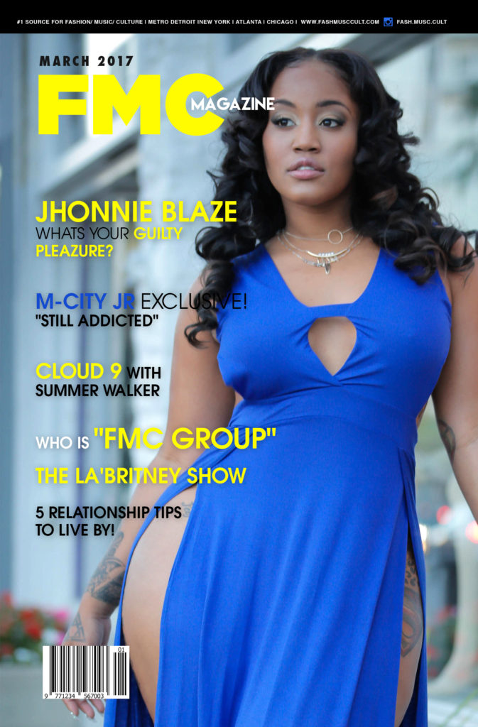 FMC, MAGAZINE, COVER, ART, DETROIT, MODEL